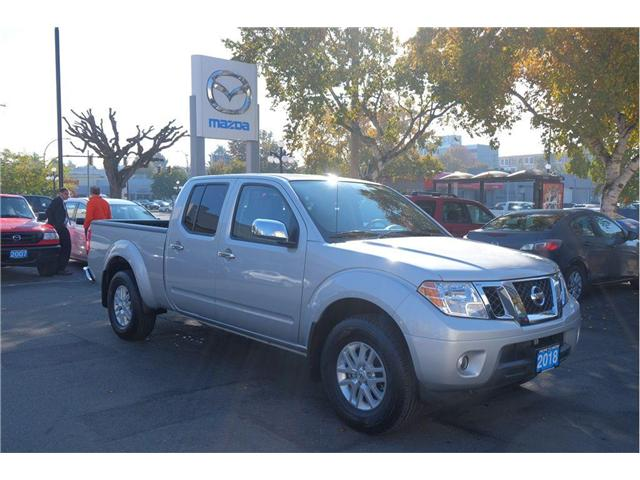 2018 Nissan Frontier PRO-4X (Stk: 7794A) in Victoria - Image 1 of 20