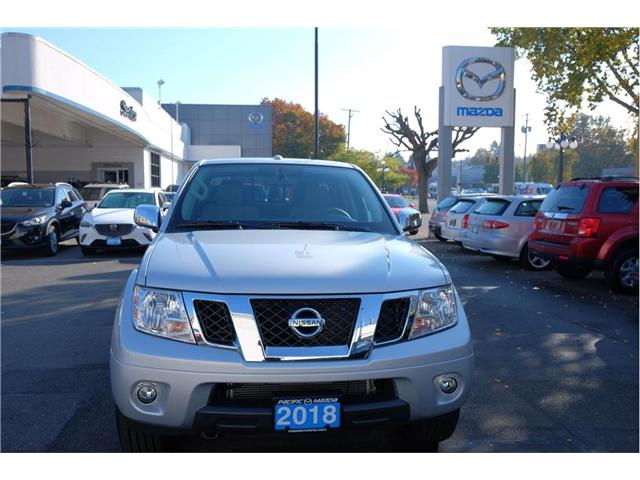 2018 Nissan Frontier PRO-4X (Stk: 7794A) in Victoria - Image 2 of 20