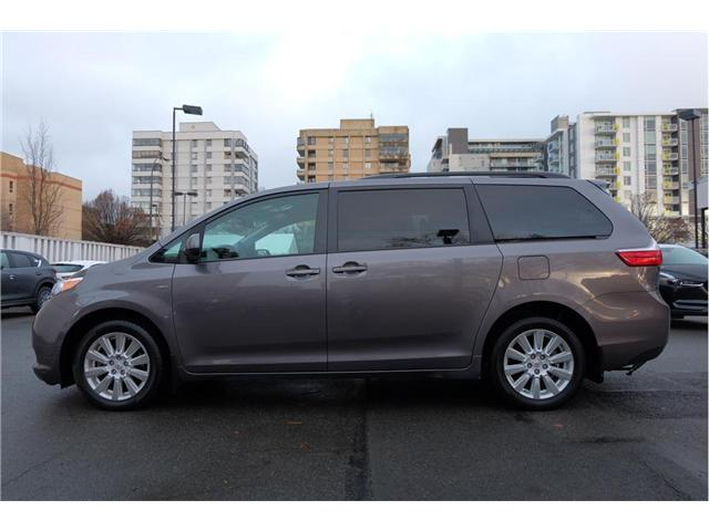 2017 Toyota Sienna LE 7 Passenger (Stk: 7824A) in Victoria - Image 4 of 20
