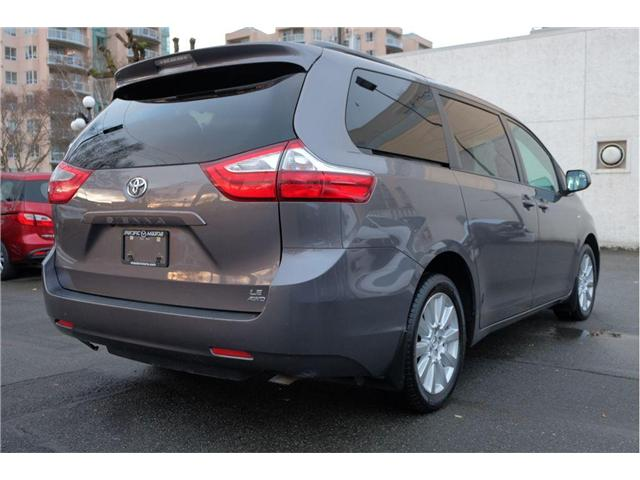 2017 Toyota Sienna LE 7 Passenger (Stk: 7824A) in Victoria - Image 7 of 20