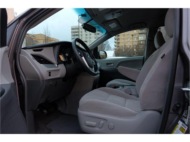 2017 Toyota Sienna LE 7 Passenger (Stk: 7824A) in Victoria - Image 11 of 20