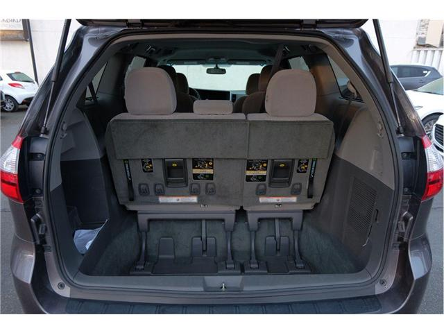 2017 Toyota Sienna LE 7 Passenger (Stk: 7824A) in Victoria - Image 14 of 20