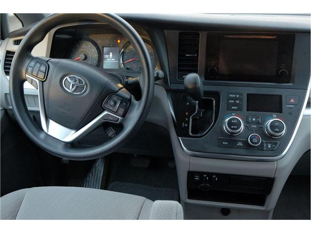 2017 Toyota Sienna LE 7 Passenger (Stk: 7824A) in Victoria - Image 16 of 20