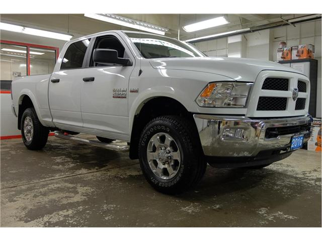 2016 RAM 2500 SLT (Stk: 7825A) in Victoria - Image 1 of 23