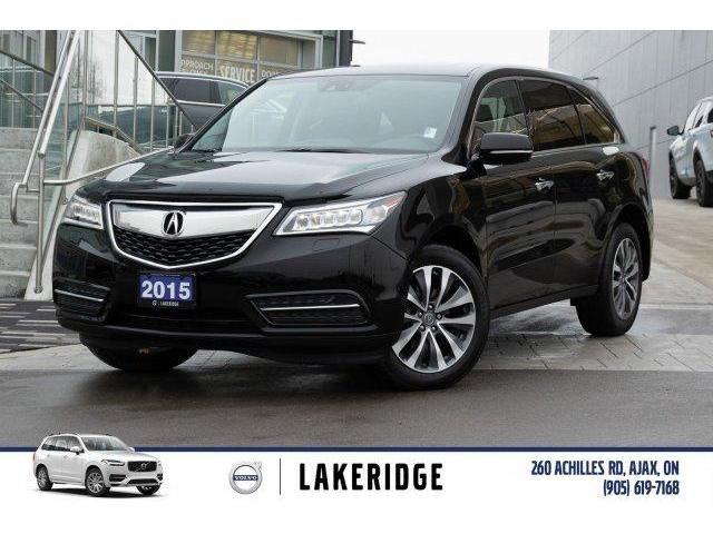 2015 Acura MDX Navigation Package (Stk: P0147) in Ajax - Image 1 of 30