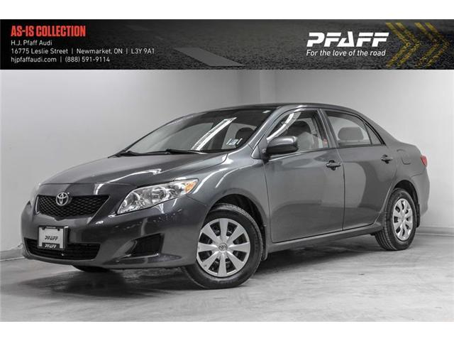 2010 Toyota Corolla CE (Stk: 53083A) in Newmarket - Image 1 of 12