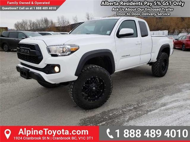 2016 Toyota Tacoma TRD Off Road (Stk: 5637978A) in Cranbrook - Image 1 of 18