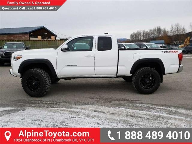 2016 Toyota Tacoma TRD Off Road (Stk: 5637978A) in Cranbrook - Image 2 of 18