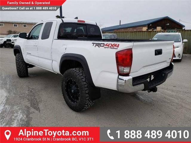 2016 Toyota Tacoma TRD Off Road (Stk: 5637978A) in Cranbrook - Image 3 of 18