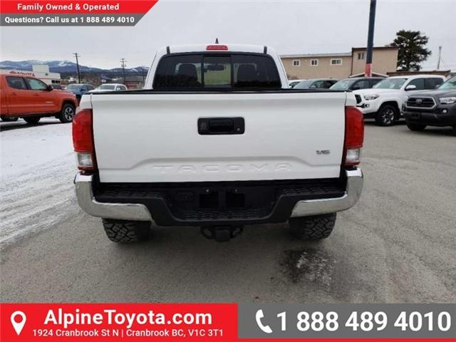 2016 Toyota Tacoma TRD Off Road (Stk: 5637978A) in Cranbrook - Image 4 of 18