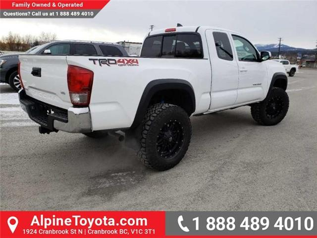 2016 Toyota Tacoma TRD Off Road (Stk: 5637978A) in Cranbrook - Image 5 of 18