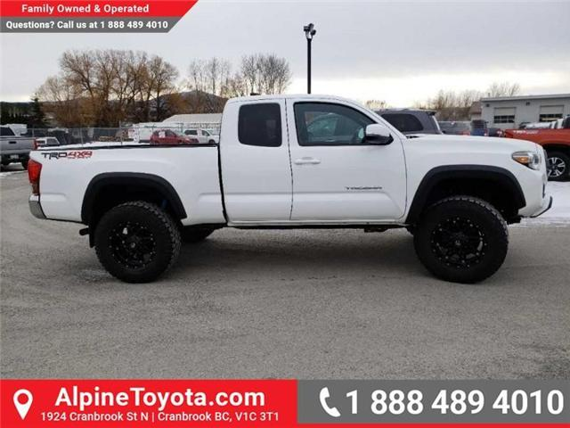 2016 Toyota Tacoma TRD Off Road (Stk: 5637978A) in Cranbrook - Image 6 of 18