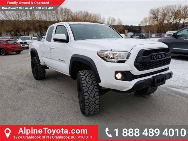 2016 Toyota Tacoma TRD Off Road (Stk: 5637978A) in Cranbrook - Image 7 of 18
