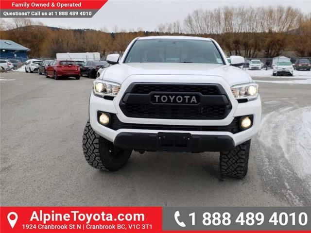 2016 Toyota Tacoma TRD Off Road (Stk: 5637978A) in Cranbrook - Image 8 of 18