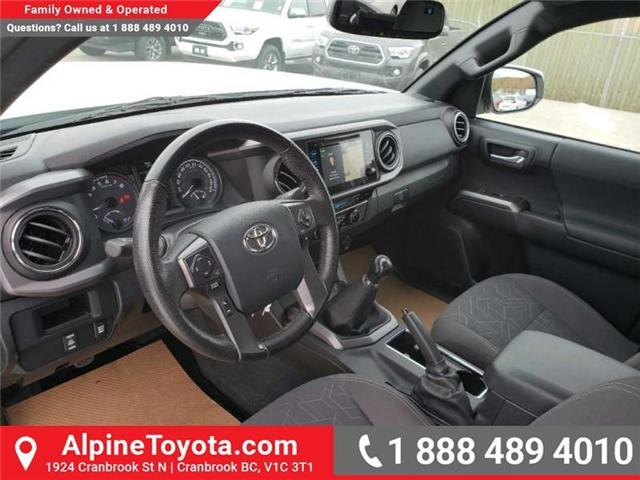 2016 Toyota Tacoma TRD Off Road (Stk: 5637978A) in Cranbrook - Image 9 of 18