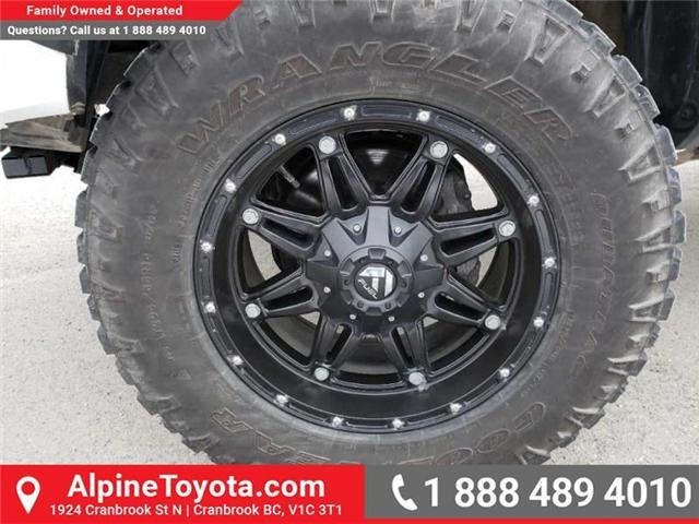 2016 Toyota Tacoma TRD Off Road (Stk: 5637978A) in Cranbrook - Image 16 of 18