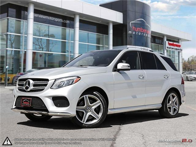 2017 Mercedes-Benz GLE 400 Base (Stk: 18HMS499) in Mississauga - Image 1 of 26