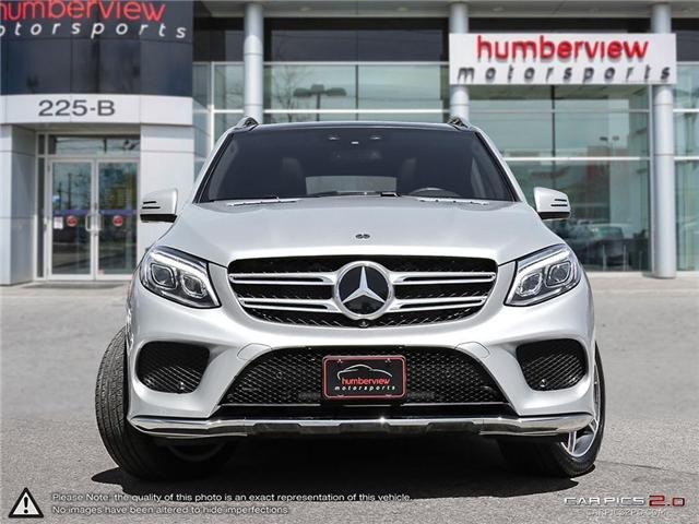 2017 Mercedes-Benz GLE 400 Base (Stk: 18HMS499) in Mississauga - Image 2 of 26