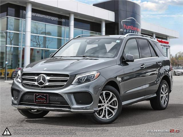 2017 Mercedes-Benz GLE 400 Base (Stk: 18HMS541) in Mississauga - Image 1 of 27