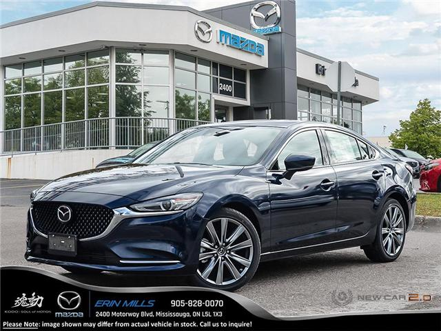2018 Mazda 6 GT (Stk: 24540) in Mississauga - Image 1 of 24