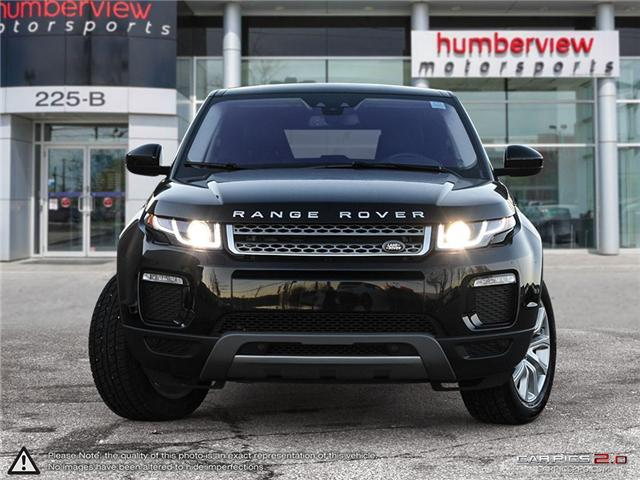 2018 Land Rover Range Rover Evoque SE (Stk: 18HMS802) in Mississauga - Image 2 of 27