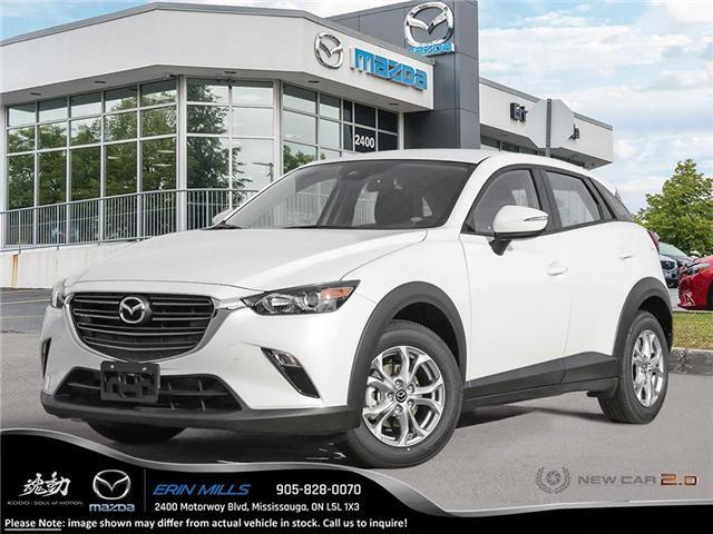 2019 Mazda CX-3 GS (Stk: 19-0005) in Mississauga - Image 1 of 24