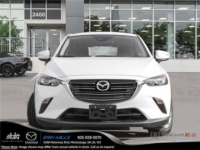 2019 Mazda CX-3 GS (Stk: 19-0005) in Mississauga - Image 2 of 24