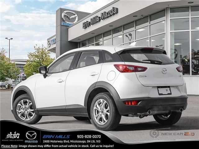 2019 Mazda CX-3 GS (Stk: 19-0005) in Mississauga - Image 4 of 24