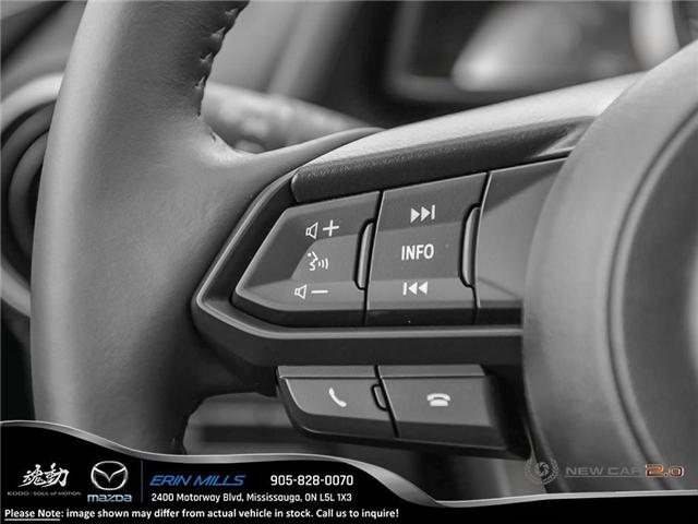 2019 Mazda CX-3 GS (Stk: 19-0005) in Mississauga - Image 16 of 24