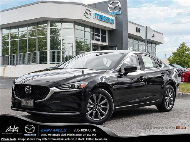 2018 Mazda MAZDA6 GS-L w/Turbo (Stk: 24872) in Mississauga - Image 1 of 24