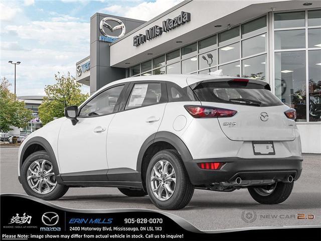 2019 Mazda CX-3 GS (Stk: 24873) in Mississauga - Image 4 of 24