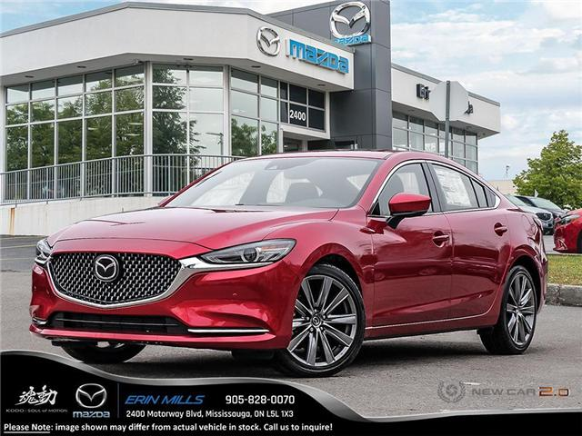 2018 Mazda 6 Signature (Stk: 24826) in Mississauga - Image 1 of 24