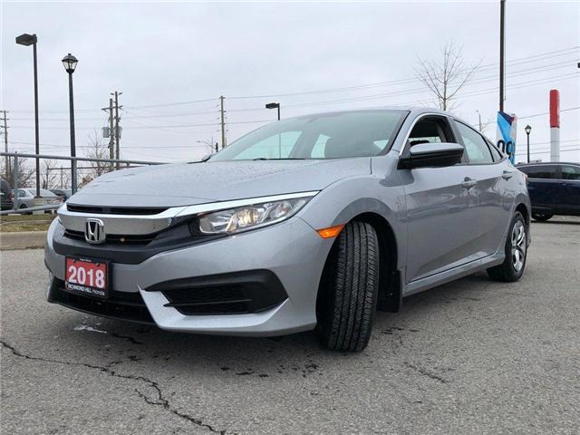 2018 Honda Civic LX (Stk: 2067P) in Richmond Hill - Image 3 of 20