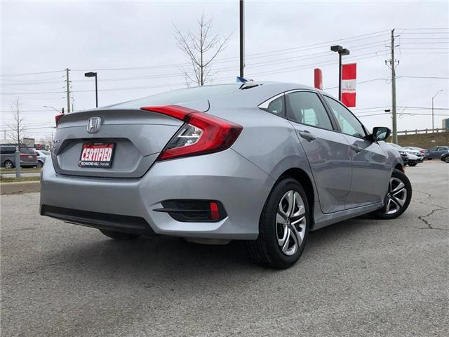 2018 Honda Civic LX (Stk: 2067P) in Richmond Hill - Image 17 of 20