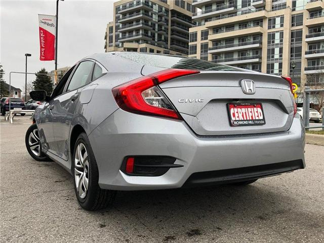 2018 Honda Civic LX (Stk: 2067P) in Richmond Hill - Image 20 of 20