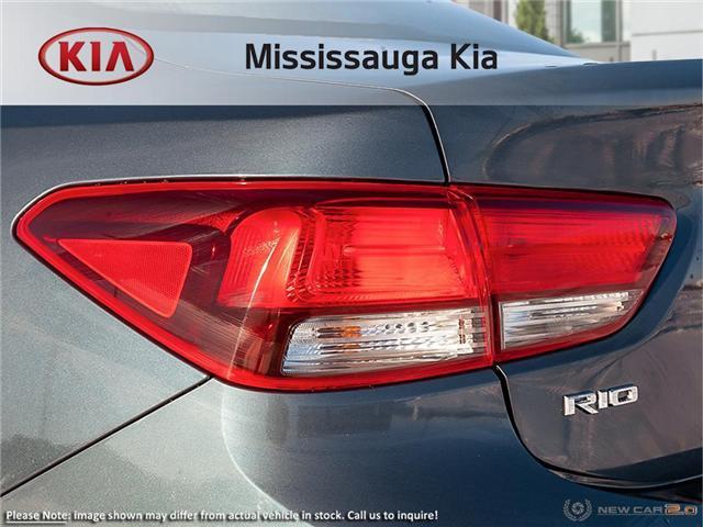 2019 Kia Rio EX (Stk: RI19009) in Mississauga - Image 11 of 24