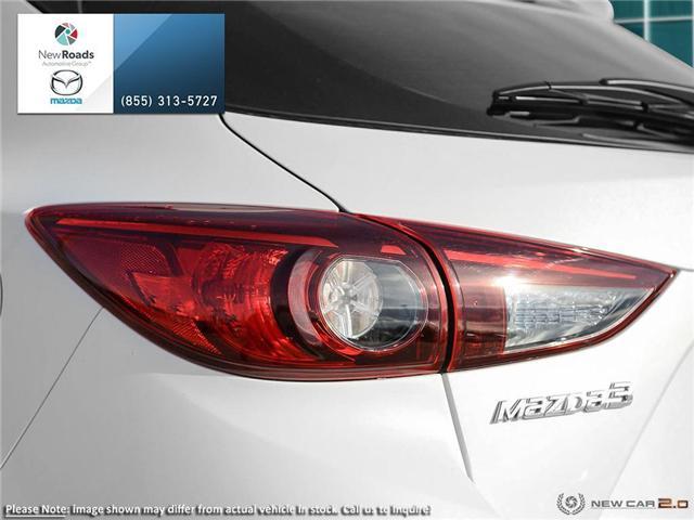 2018 Mazda Mazda3 GS (Stk: 40576) in Newmarket - Image 11 of 23
