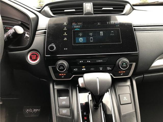 2017 Honda CR-V LX (Stk: 190296P) in Richmond Hill - Image 12 of 21