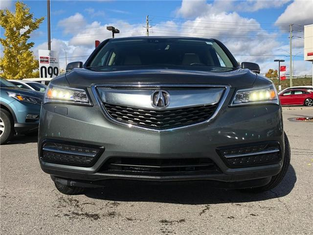 2016 Acura MDX Navigation Package (Stk: 2043P) in Richmond Hill - Image 2 of 27