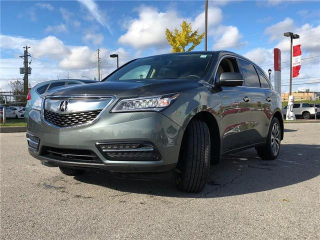 2016 Acura MDX Navigation Package (Stk: 2043P) in Richmond Hill - Image 3 of 27