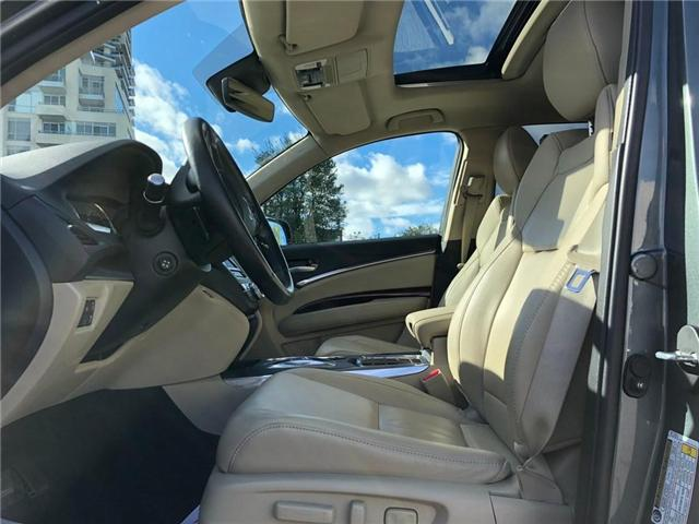 2016 Acura MDX Navigation Package (Stk: 2043P) in Richmond Hill - Image 4 of 27