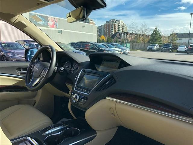 2016 Acura MDX Navigation Package (Stk: 2043P) in Richmond Hill - Image 7 of 27