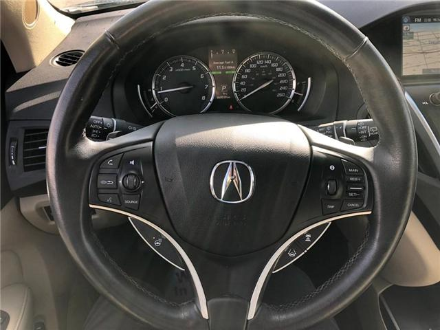 2016 Acura MDX Navigation Package (Stk: 2043P) in Richmond Hill - Image 9 of 27