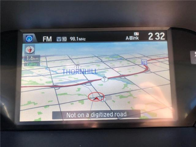 2016 Acura MDX Navigation Package (Stk: 2043P) in Richmond Hill - Image 15 of 27