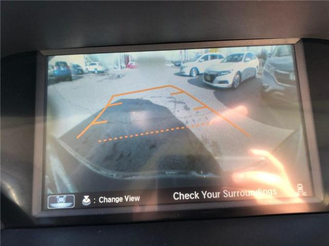 2016 Acura MDX Navigation Package (Stk: 2043P) in Richmond Hill - Image 16 of 27