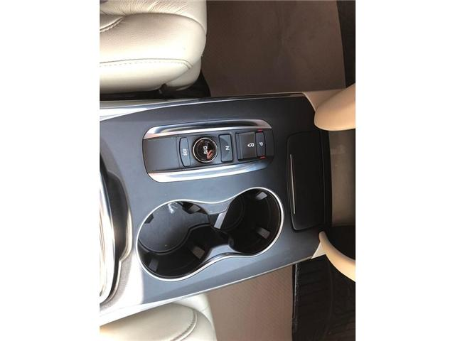 2016 Acura MDX Navigation Package (Stk: 2043P) in Richmond Hill - Image 17 of 27