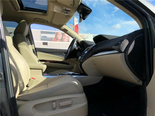 2016 Acura MDX Navigation Package (Stk: 2043P) in Richmond Hill - Image 18 of 27