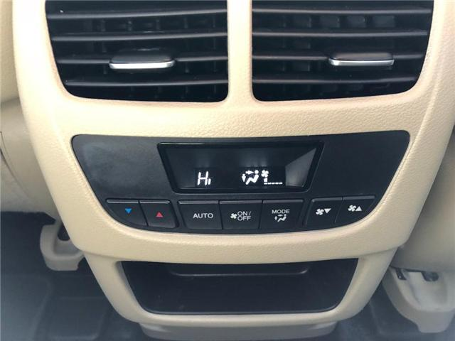 2016 Acura MDX Navigation Package (Stk: 2043P) in Richmond Hill - Image 20 of 27