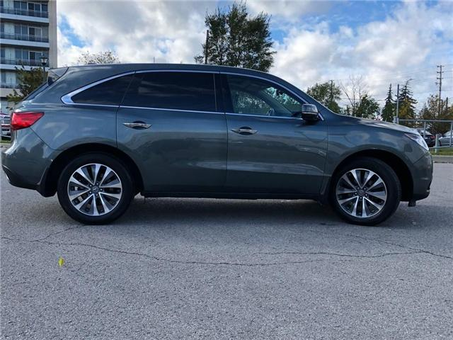 2016 Acura MDX Navigation Package (Stk: 2043P) in Richmond Hill - Image 22 of 27