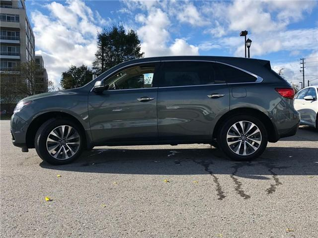 2016 Acura MDX Navigation Package (Stk: 2043P) in Richmond Hill - Image 23 of 27